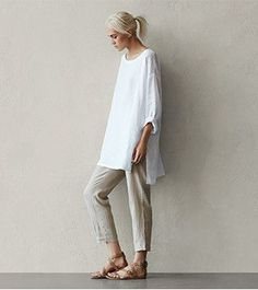 The Organic Linen Shop - Womens Collections - COLLECTIONS - SHOP | EILEEN FISHER