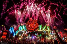 20 Years of Dancing: A look at the history of the Electric Daisy Carnival   Electronic Vegas