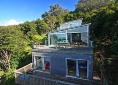 Eco Friendly House Waiheke Island Green