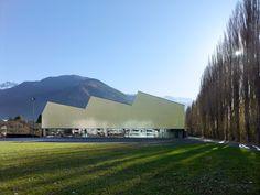 Nuova Velostazione Di Cesano Maderno - Picture gallery | Edificios ...