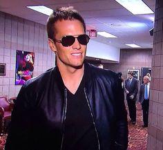 Brady in Vegas! #BigFightNight #SBChamp