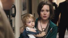 Tallulah with Ellen Page, Allison Janney