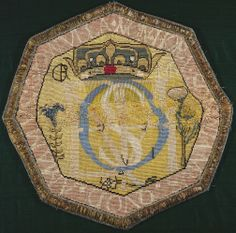 Mary, Queen of Scots embroidery Mary Queen Of Scots, Queen Mary, Textile Tapestry, Tapestries, Royal Collection Trust, British History, Tudor History, Embroidery Works, Thread Art