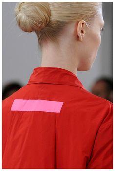Patch | Colour bar | Stripe | Jil Sander                                                                                                                                                                                 More