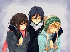 Love Noragami ❤️❤️