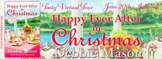 The Book Junkie's Reads . . .: Virtual Tour - HAPPY EVER AFTER IN CHRISTMAS…