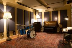 No.1 Baltic Place Images - East London Recording Studio | Miloco