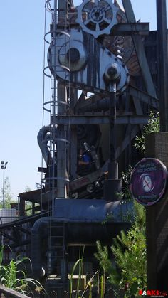 Thorpe Park - Saw: The Ride