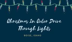 Christmas Travel, Christmas Vacation, Holiday Travel, Christmas Holidays, Holiday Lights, Christmas Lights, Christmas Destinations, Try Something New, Christmas Traditions