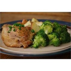 Blue Cheese, Bacon and Chive Stuffed Pork Chops.....will probably ...