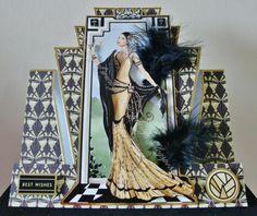 Art Deco Docrafts