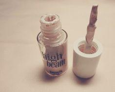 Benefit High Beam highlighter High Beam, Beams, Benefit, Makeup, Make Up, Beauty Makeup, Bronzer Makeup, Exposed Beams