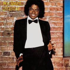 "Michael Jackson's #5 studio album, ""Off the Wall"" released Aug 10, 1979. Tracks: 1-Don't Stop Til You Get Enough, 2-Rock with You, 3-Workin' Day and Night, 4-Get on the Floor, 5-Off the Wall, 6-Girlfriend, 7-She's Out of my Life, 8-Can't Help It, 9-It's the Falling in Love, 10-Burn the Disco Out."