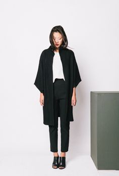 Elizabeth Suzann is my favorite designer right now. Her clothes look like how I want to feel.