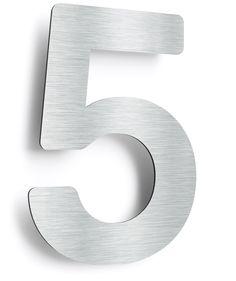37 Best Inoxsign Modern Moderne Hausnummern Edelstahl Design