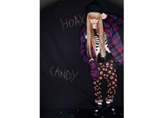 "Candy Stripper 2012 Winter Collection""DARK SECRET"""