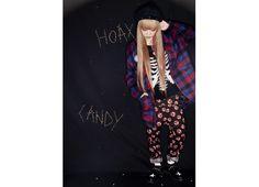 """Candy Stripper 2012 Winter Collection""""DARK SECRET"""""""