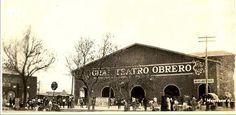 El mundo de la comedia y la revista, tuvo por escenario el tradicional Teatro Obrero, en Calzada Madero y Colegio Civil. Allí se hicieron también notables exhibiciones del cine mudo.
