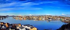 Kristiansund, Norway. Photo: Per Kvalvik Kristiansund, Norway, Opera House, River, Building, Outdoor, Places, Outdoors, Buildings