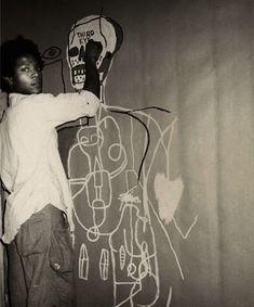 youth-depraved: Jean-Michel Basquiat