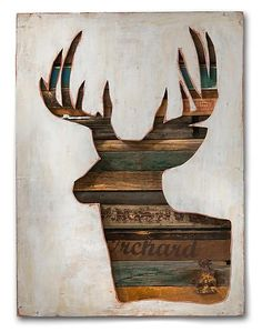 """Virginia Den Collection"" Wood Wall Art created by Dolan Geiman on Artful Home"