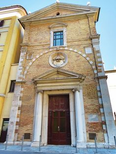 Ancona, Marche, Italy - Church of the Blessed Sacrament- img_8810 by Gianni Del Bufalo CC…