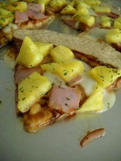 Barbeque Hawaiian Pizza | cinnamon freud