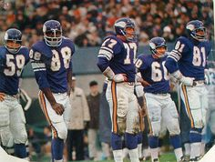 """One of the greatest Defensive Lines! """"The Purple People Eaters"""""""