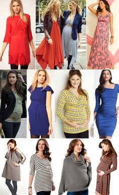 FASHION - Stylish Maternity for the Modern Mama - Merriment Style Blog - Merriment - A Celebration of Style and Substance