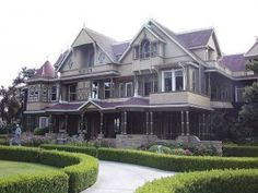 The Winchester Mystery House | Haunted Places In America
