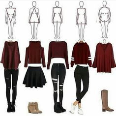 Wich outfit is your go to outfit? 1 2 3 4 or 5 mine is 3 and 4 Teen Fashion Outfits, Outfits For Teens, Fall Outfits, Summer Outfits, Womens Fashion, Teen School Outfits, Back To School Outfits For College, Fashion Vest, Fashion Days