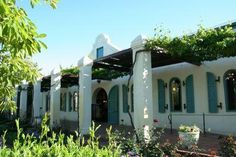 Cape Dutch Colonial Architecture, Interior Architecture, Interior And Exterior, Cape Dutch, Spanish Bungalow, Dutch House, Dutch Colonial, Wine Design, Tasting Room
