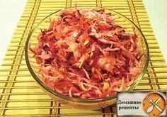 Ешьте такой салат 3 раза в день 2 дня подряд и Вы очистите кишечник и организм…