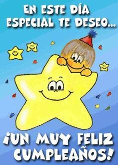 Un muy feliz cumpleaños Teresa Restegui http://www.pinterest.com/teretegui/