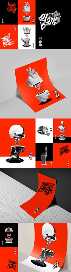 GREY - JOB 1 - FeIipe Petroni A/D Poster Design, Graphic Design Posters, Graphic Design Typography, Graphic Design Inspiration, Print Design, Web Design, Layout Design, Logo Design, Design Graphique