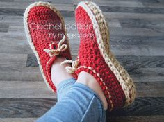 Crochet pattern- slippers,loafers,short boots,home shoes,for women,girls,boys,men,unisex,adults,medium thickness yarn,casual look,moccasins