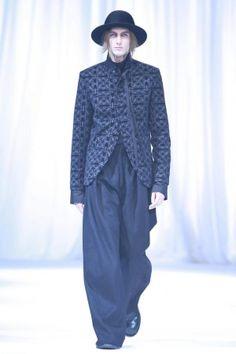 Ann Demeulemeester Menswear Fall Winter 2013 Paris