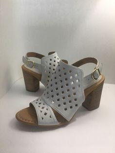 0d31b7c790e1 New Womens Born Havana Sling Back Sandals Size 6  fashion  clothing  shoes