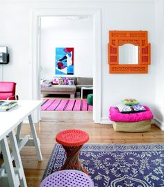 Inspiration: White Walls Done Right