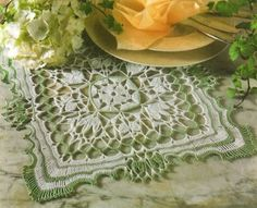 Kira crochet: Crocheted scheme no. 520