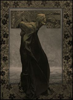 Death, thou art looking comely this evening