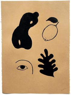 R.F. Alvarez's lithography work is like an eye-catching cross between Matisse and Monica Garza.