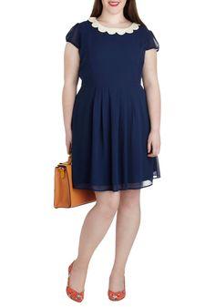 Surprise Me Dress in Plus Size | Mod Retro Vintage Dresses | ModCloth.com