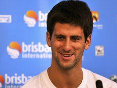 Novak Djokovic Gallery   Gallery   The Tennis Bulletin