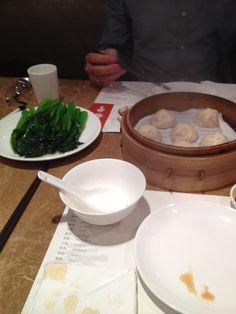 Den Tai Fung, el restaurante con *Michelin mas barato del Mundo. Y bueno!!!