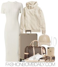 591c035ac7d53 Spring 2017 Style Inspiration  5 Stylish Travel Inspired Outfit Ideas  Airport Chic