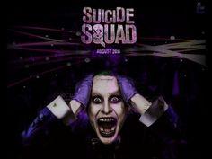 Esquadrão Suicida - Revelado as faixas da trilha sonora! ~ Falo o que gosto Universo Nerd e Geek - Filmes - Séries - Games - HQs - Quadrinhos e Super-heróis!