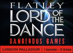 Kids Week Show - Lord of the Dance - Dangerous Games (PG 8+)