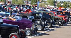 """Goodguys will feature more than 3,000 hot rods, custom cars - The finalGoodguys Rod & Custom Association2016 event is bringing3,000 candy colored and chromed out hot rods, customs, classics, muscle cars and trucks through 1972 to Westworld of Scottsdale on Nov. 18 to 20. This event, one of the """"must attend' events on the 20-stop national tourp... - http://azbigmedia.com/experience-az/goodguys-feature-3000-hot-rods-custom-cars"""
