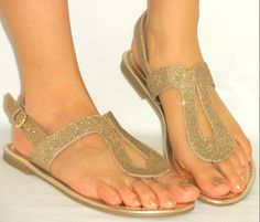 Cute sandals and flip flops and shorts for summer   Clothing, Shoes & Accessories > Women's Shoes > Sandals & Flip Flops
